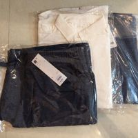Shirt X 1, shorts X 1