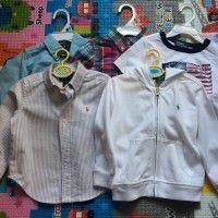 Polo Raphael Lauren clothes x 5