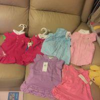 baby dress x 6 3.2 lbs / 1.45 kg