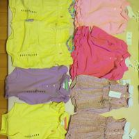 Baby clothes x 8 2.8lbs