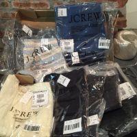 Jcrew cloths x 8