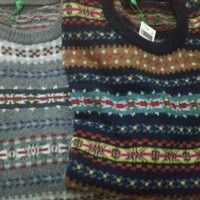 Benetton crew neck knitwear