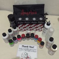 Angelus Paint for shoes