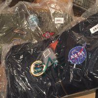 Alpha industries jacket x  2