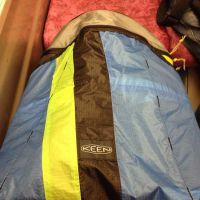 Keen backpack + patagonia short x2
