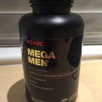 GNC Mega Men