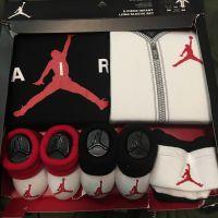 1 x Jordan infant clothes set