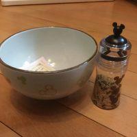 米奇麵碗及調味瓶