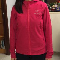 Arcteryx Tenquille Soft-Shell Hoodie - W