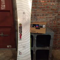 Ride Snowboard + Burton Binding