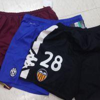 Juventus Arsenal & Valencia Shorts