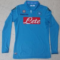 Napoli Home L/S Cup Shirt & Shorts
