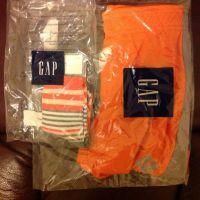 Gap kids shorts and socks