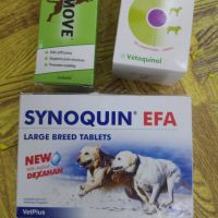 Dog supplements x 2 GBP76.4Origin: UK