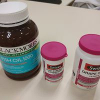 Blackmores Fish Oil 1000mg 400 x 2 AUD51