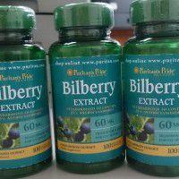 Puritan's Pride-Black Cherry 1000 mg