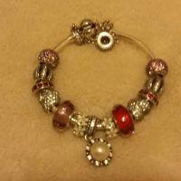Pandora charm 7pcs