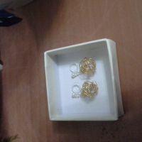 Earrings x 3 JPY4400Origin: JP
