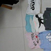 CARTERS BABY CLOTHES X 7