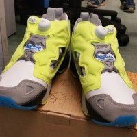 1 x Reebok Pump Fury