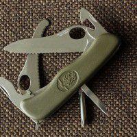 Swiss Army Soldier Knife, Victorinox Swi