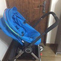 Stokke Scoot Stroller - Urban Blue X1