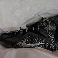Nike Lebron 12 Boys Grade School
