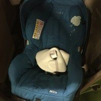 Maxi-Cosi Mico Infant Car Seat - Misty Blue x 1