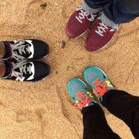 New Balance running shoes x 3 pairs