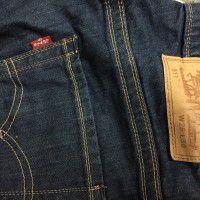Levis Slim Fit Double Stitch Jeans