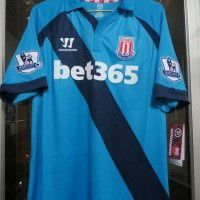 Stoke City Football Club 2014-15 Jersey