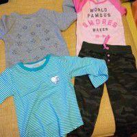 carter's clothes x 35