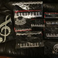 Piano related accessories