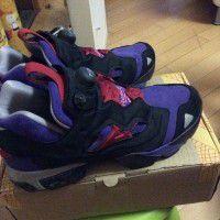 Reebok shoe pump fury x1