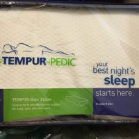 Tempur-Pedic pillow x 1