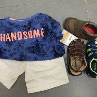 Clothes x 1 box