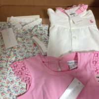4 pieces of children clothes Gift